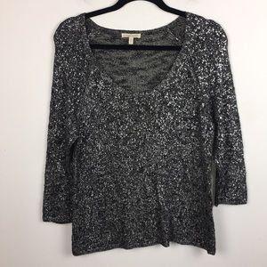 Eileen Fisher Holiday Sweater